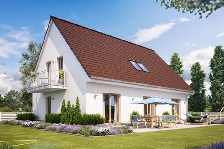 Zweifamilienhaus 740 in NRW und Hessen - Zweifamilienhaus 740