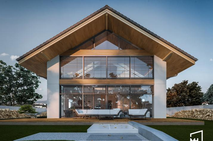 architektenhaus mh2 modohome. Black Bedroom Furniture Sets. Home Design Ideas