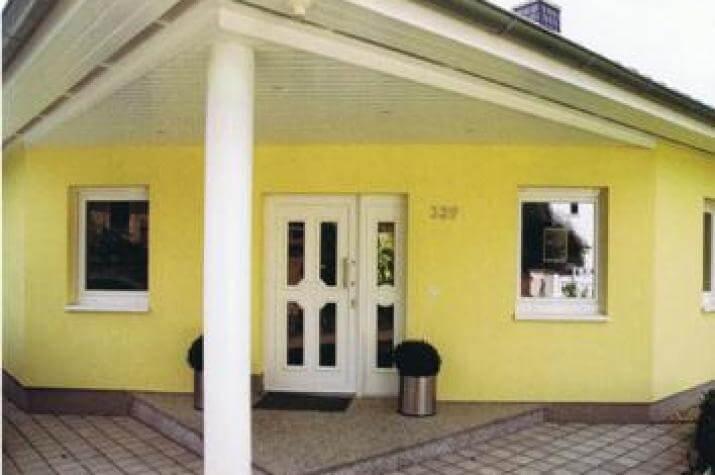 Jk Traumhaus ᐅ bungalow mit außergewöhnlicher formgebung über eck jk traumhaus
