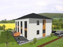 -individuell geplant- Stadtvilla im Doppelpack - www.jk-traumhaus.de