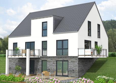 Haus mit Einliegerwohnung 3-FH Generationenhaus - SD 259 V372 -