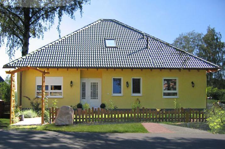 APOLDA 97 - Maßgeblich für das Haus ist der Grundriss, nicht die Ansicht
