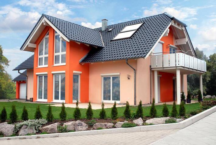 architektenhaus 1 iqhausbau gmbh. Black Bedroom Furniture Sets. Home Design Ideas