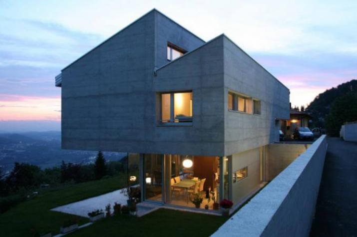 Architektenhaus 2 - Ansicht