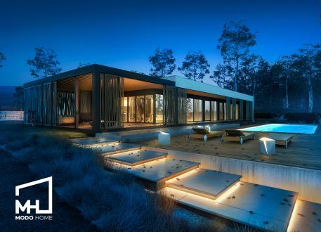 Einfamilienhaus Architektenhaus MH5