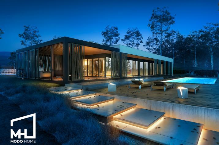 architektenhaus mh5. Black Bedroom Furniture Sets. Home Design Ideas