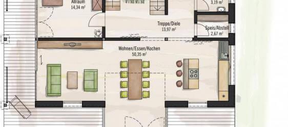 ᐅ Architektur in Glas PlanMit