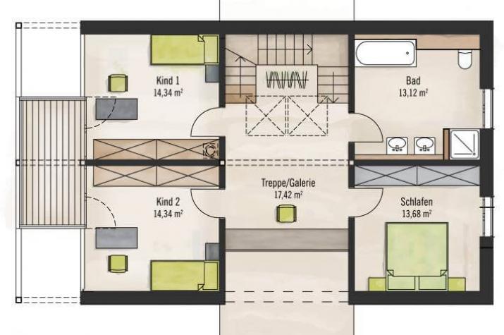 Architektur Grundriss ᐅ architektur in glas planmit baufritz seit 1896