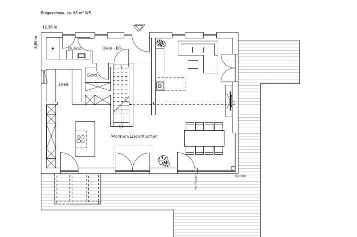 Aschau - Familienheim für vier und mehr - Erdgeschoss