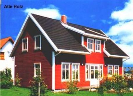 Schwedenhaus Atle - Borealserie