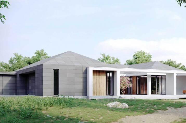 Atriumhaus -