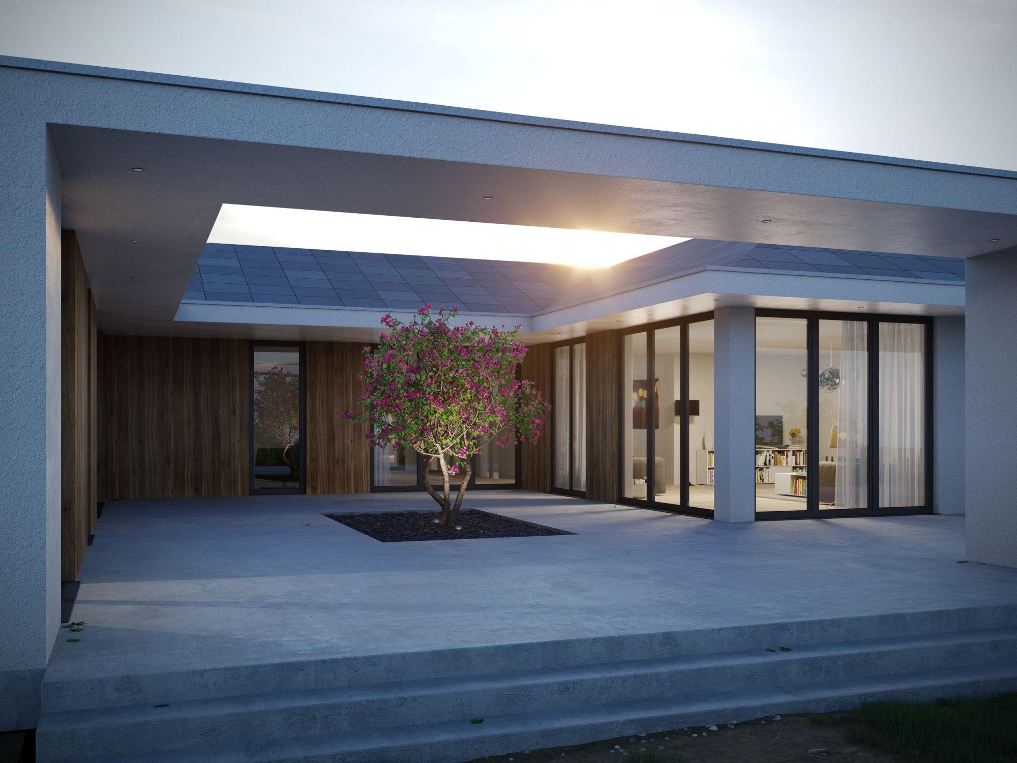 Atriumhaus meisterwerk massivhaus for Atriumhaus bauen