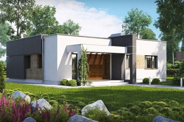 Ausbauhaus 105 - Kaufpreis 49.680.-- € inkl. MwSt. - Ansicht