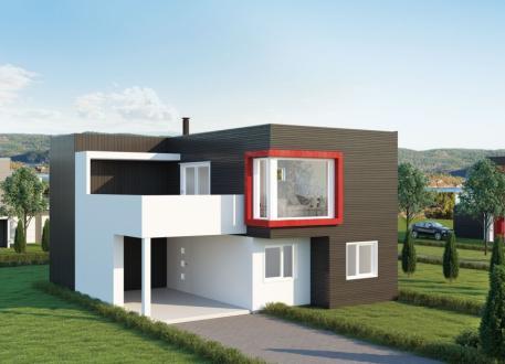 bis 150.000 € Ausbauhaus 106 - KfW 55 - Kaufpreis 90.100.-- € inkl. MwSt.