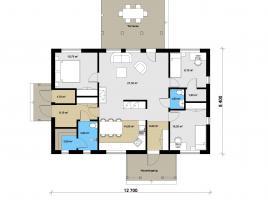 Ausbauhaus 107 - Aktionshaus  inkl. Carport -Kaufpreis 48.080.-- € inkl. MwSt.