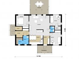 Ausbauhaus 107 - Kaufpreis 48.080.-- € inkl. MwSt.