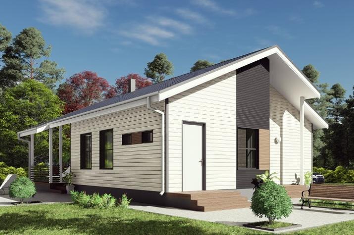 Ausbauhaus 109 - Energieklasse A+ - Kaufpreis 39.700.-- € inkl. MwSt. -