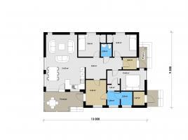 Ausbauhaus 109 - Kaufpreis 47.200.-- € inkl. MwSt.