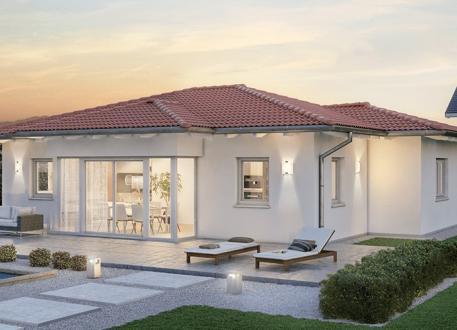 bis 100.000 € Ausbauhaus 112 - KfW 55 - Kaufpreis 80.100.-- € inkl. MwSt.