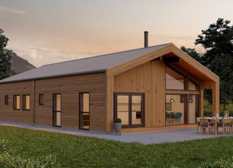 Bungalow Ausbauhaus 117 - KfW 55 - Kaufpreis 87.750.-- € inkl. MwSt.