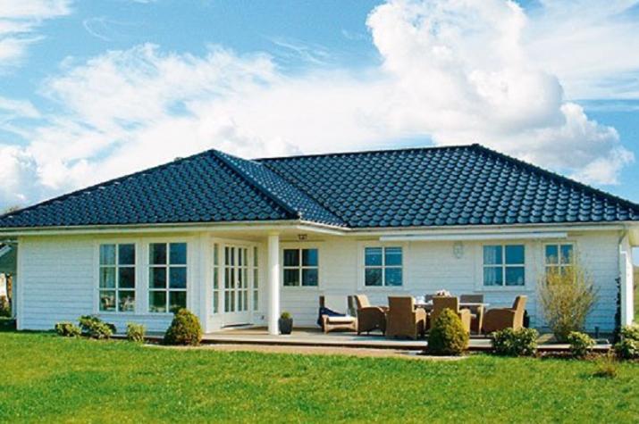 Ausbauhaus 120 - Kaufpreis 61.708.-- € inkl. MwSt. - Hausansicht