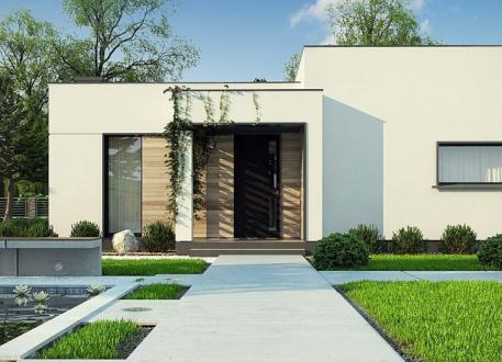 Bungalow Ausbauhaus 124 - Energieklasse A+ - Kaufpreis 43.300.-- € inkl. MwSt.