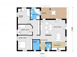 Ausbauhaus 132 - Kaufpreis 59.160.-- € inkl. 19% MwSt.