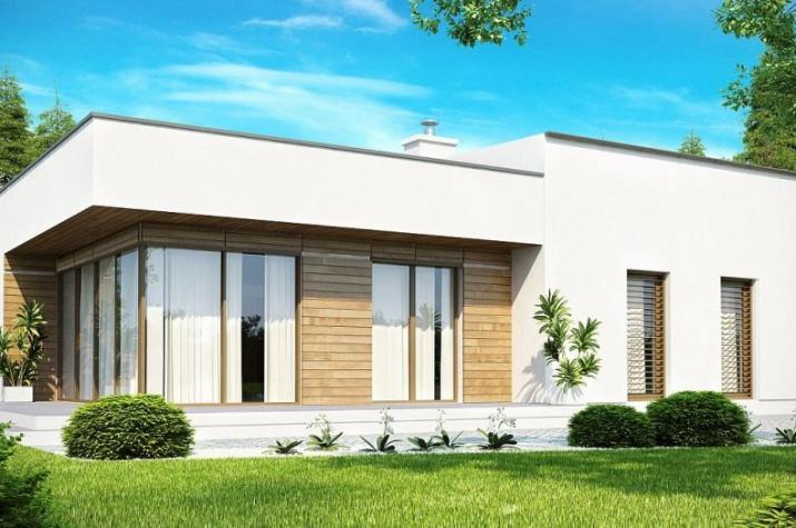 Ausbauhaus 140 - Kaufpreis 69.020.-- € inkl. MwSt. - Ansicht
