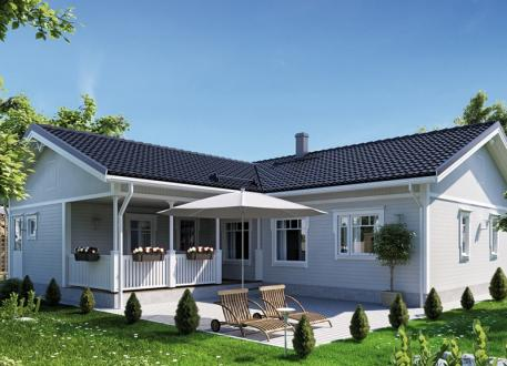 bis 100.000 € Ausbauhaus 141 - Kaufpreis 63.000.-- € inkl. MwSt.