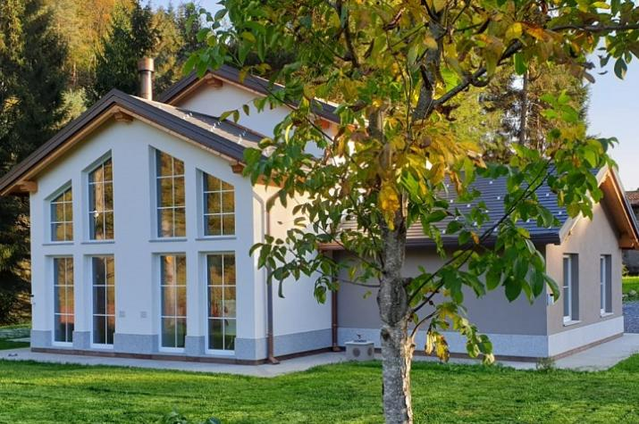 Ausbauhaus 147 -  Energieklasse A+  -Kaufpreis 66.940.-- € inkl. MwSt. -