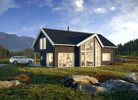 Ausbauhaus 148 - Energieklasse A+ - Kaufpreis 96.200.-- inkl. MwSt.