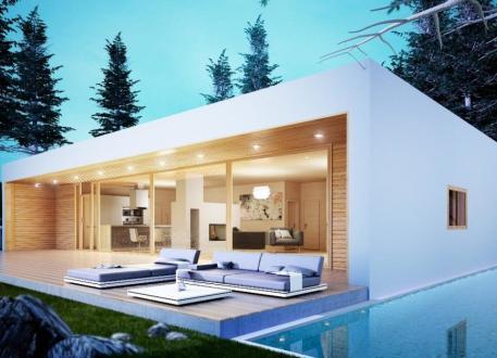 Ausbauhaus 150 - Energieklasse A+ - Kaufpreis 43.180.-- € inkl. MwSt.