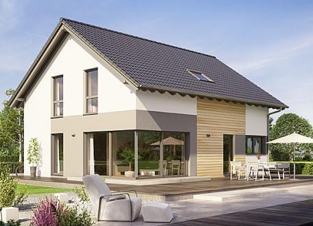 bis 100.000 € Ausbauhaus 160 - Kaufpreis 99.700.-- € inkl. MwSt.