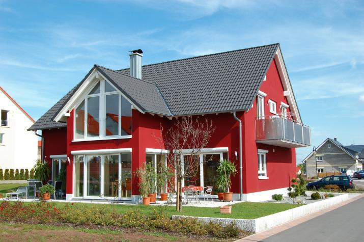 Ausbauhaus 180 - Kaufpreis 104.980.-- € inkl. MwSt. - Ansicht