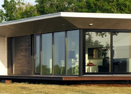 Bungalow Ausbauhaus 40,0 m² - Energieklasse A+ - Kaufpreis 34.000.-- € inkl. MwSt.