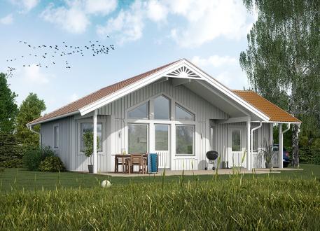 Ausbauhaus 70 - Energieklasse A+ - Kaufpreis 55.900.-- € inkl. 19% MwSt.