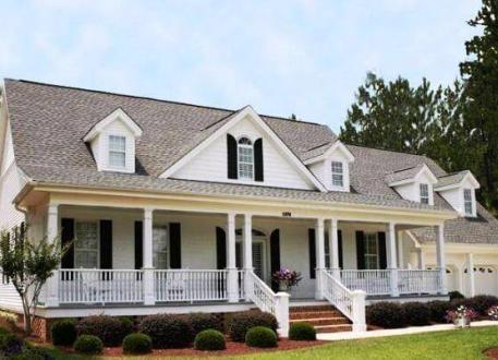 Amerikanisches haus bauen preise grundrisse kataloge for Cottage haus bauen