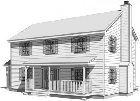 amerikanisches haus bauen preise grundrisse kataloge. Black Bedroom Furniture Sets. Home Design Ideas