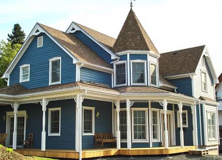 Einfamilienhaus BLUE