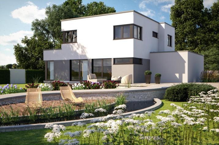Bärenhaus Bauhaus Fine Arts 163 - Fine Arts 163 Garten