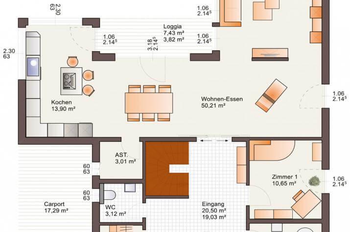 Bärenhaus Bauhaus Fine Arts 239 - Fine Arts 239 Erdgeschoss