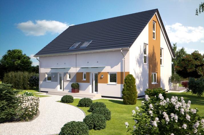 b renhaus doppelhaus duo 117 b renhaus. Black Bedroom Furniture Sets. Home Design Ideas