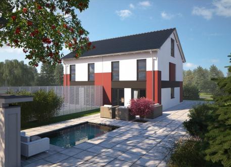 Doppelhaus bauen 86 doppelh user mit grundrissen und for Bilder doppelhaus