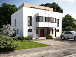Bärenhaus Doppelhaus Duo 160
