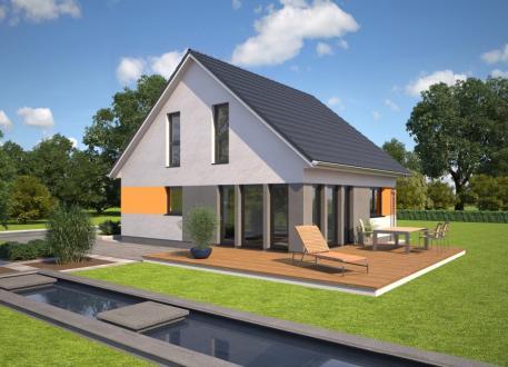 Luxushaus Bärenhaus Einfamilienhaus Esprit 112