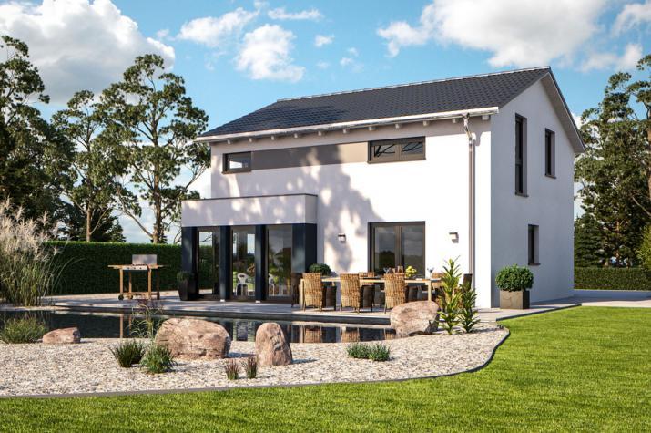 b renhaus einfamilienhaus esprit 117 b renhaus. Black Bedroom Furniture Sets. Home Design Ideas