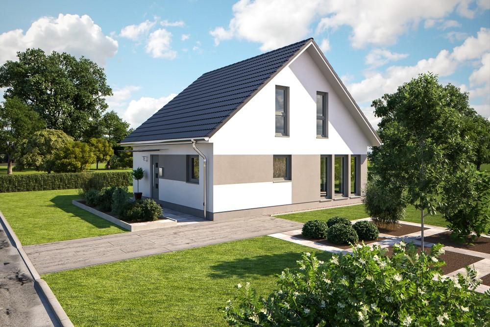 B renhaus einfamilienhaus esprit 126 for Esprit haus erfurt