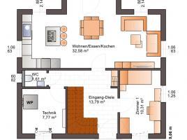 Bärenhaus Einfamilienhaus Esprit 127