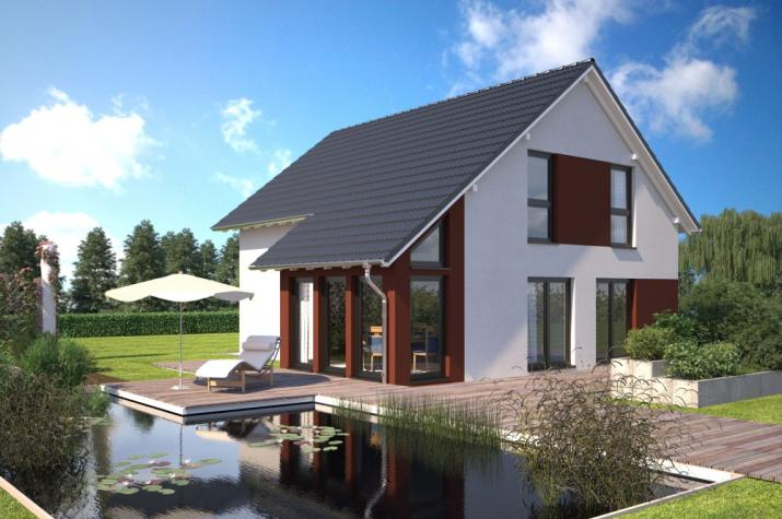 b renhaus einfamilienhaus esprit 137. Black Bedroom Furniture Sets. Home Design Ideas