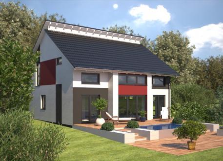 Bärenhaus Einfamilienhaus Esprit 155